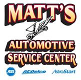 Matt's Automotive Service Center