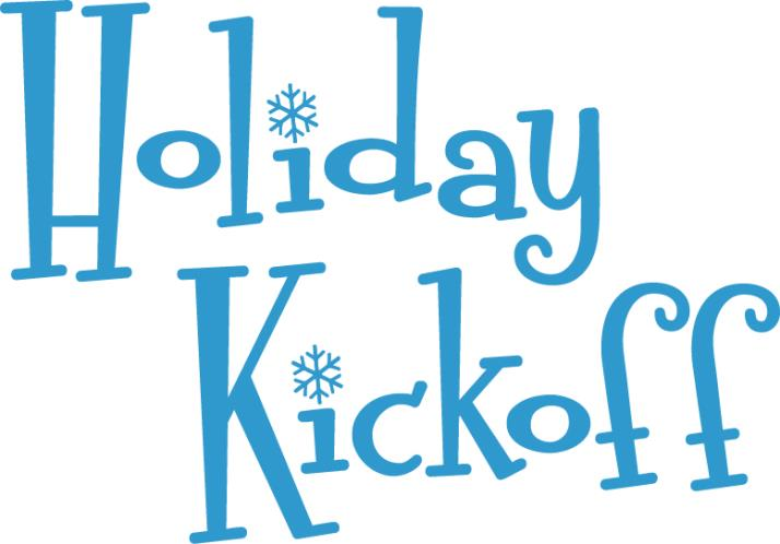 Holiday Kickoff Logo