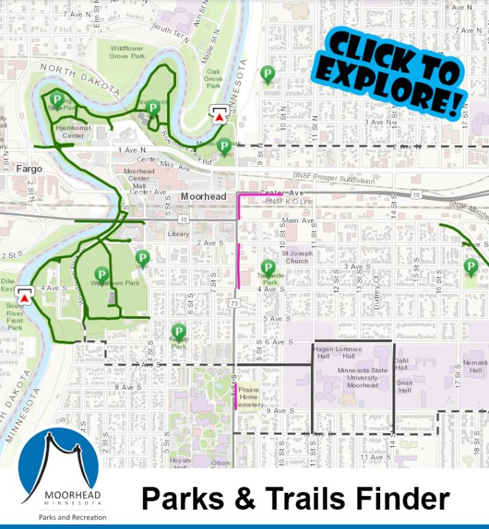 Parks & Trails Finder Thumbnail