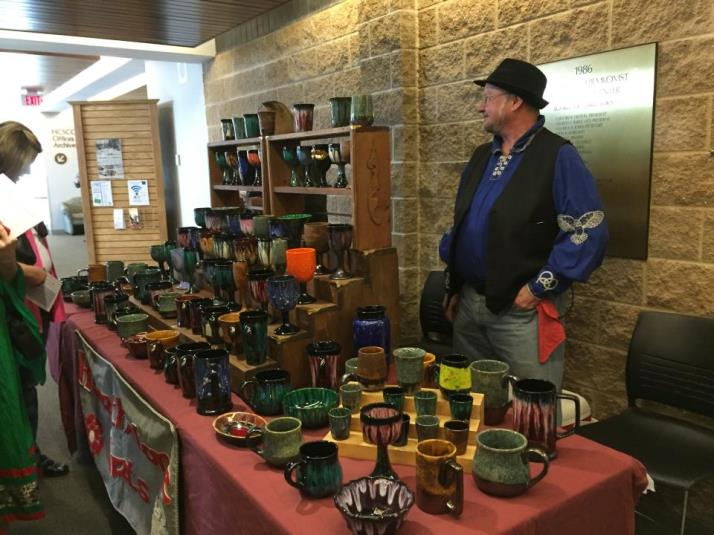 Vendors selling Celtic Crafts