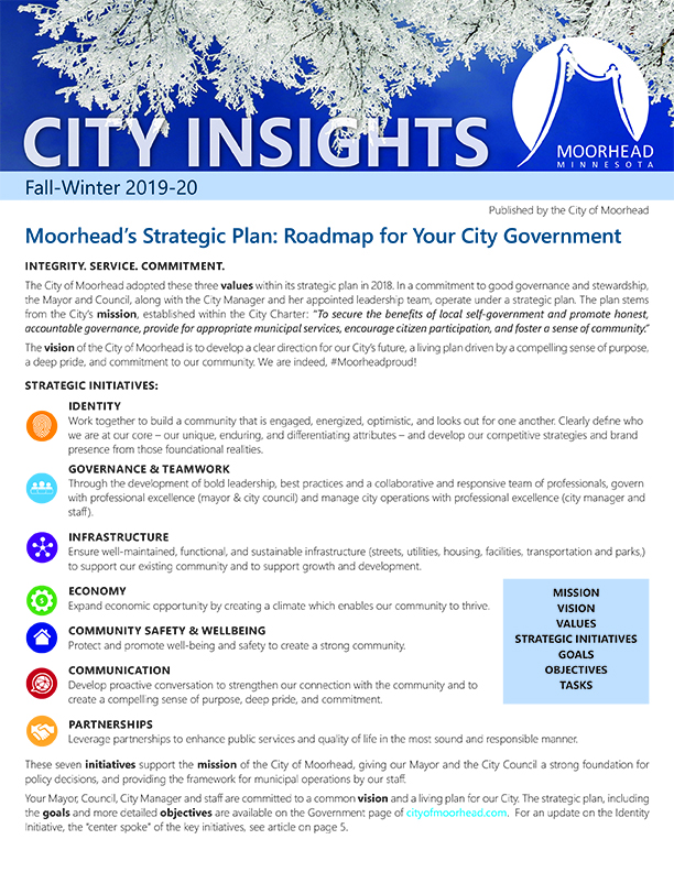 City Insights Winter 2019-2020