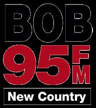 Bob 95 Radio Station Logo